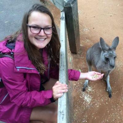 Fiona - Stagiaire en Australie